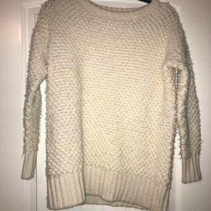 American Eagle popcorn sweater